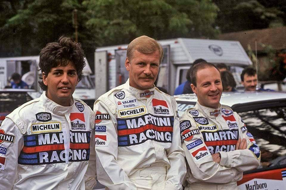 Team Lancia Martini