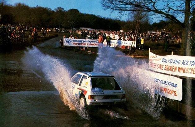 Vatanen-Harryman / Peugeot 205 T16