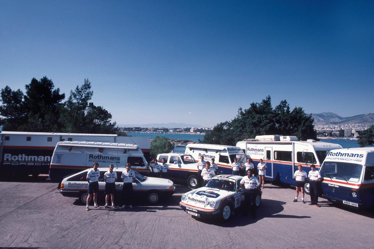 Rothmans Rallye Team