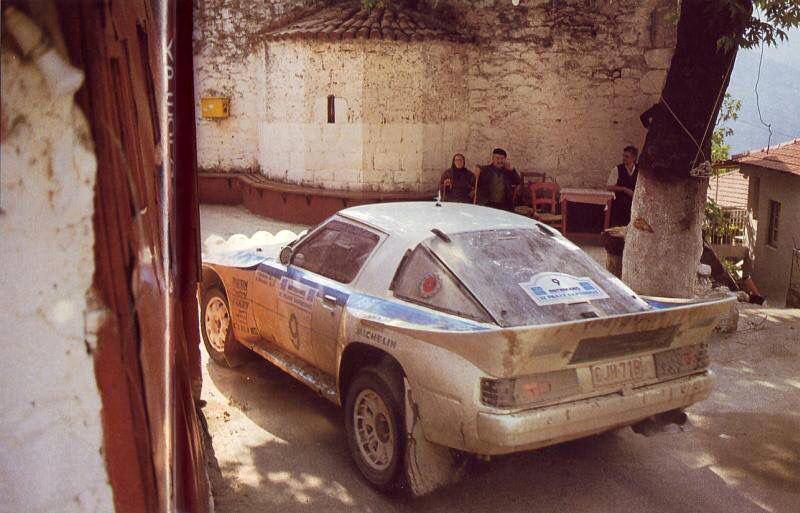 Carlsson-Melander / Mazda RX-7