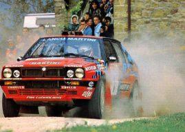 Rallye d'Italia 1989 – hity ze Sanrema