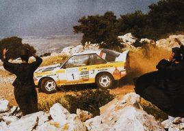 Rallye Acropolis 1985 – škodovka a Řecko – 1.díl