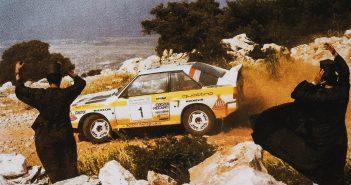 Blomqvist-Cederberg / Audi Quattro Sport
