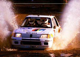 RAC Rally 1984 – Soutěž, na kterou se jezdí lodí – 2.díl