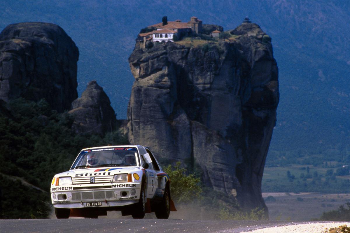 Salonen-Harjanne / Peugeot 205 T16