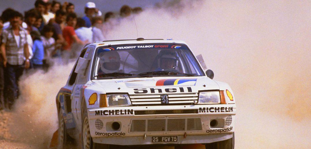 Salonen Peugeot 205 T16