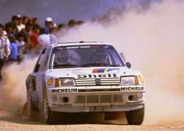 Rallye Acropolis 1985 – škodovka a Řecko – 2.díl
