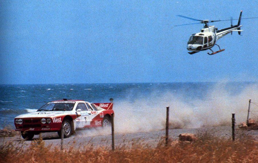Zanussi-Cresto / Lancia 037 Rally