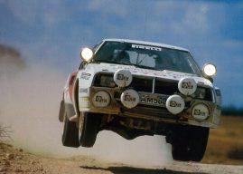 Safari rally 1985 – Peugeot jediným vozem pro Afriku?