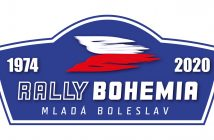 Rally Bohemia 2020 logo