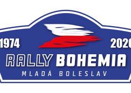RALLY BOHEMIA 2020 s nabitým pátečním programem v Sosnové