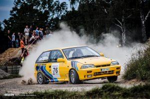 Radouňská rally 2020
