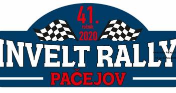 Invelt Rally Pačejov 2020