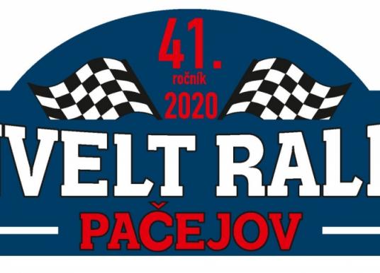 INVELT Rally Pačejov 2020 – divácký průvodce