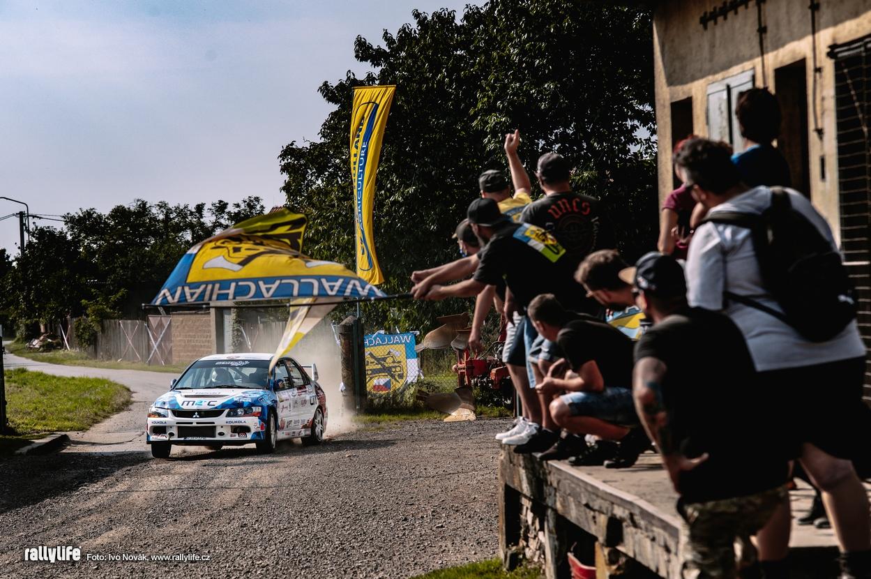 Rally Vyškov 2020