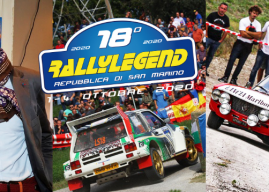 RALLYLEGEND 2020 s Ari Vatanenem i M-Sportem