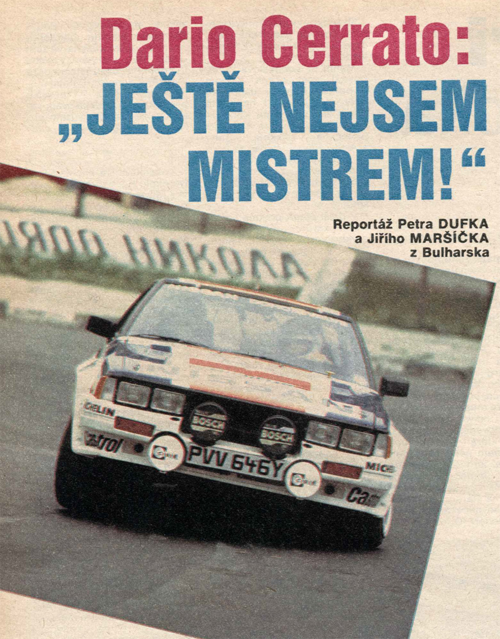 Kaby-Gormley / Nissan 240 RS