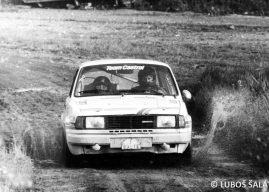 Rallye Šumava 1985 – Kvaizar králem Šumavy