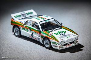 Lancia 037 Rally Totip (Hasegawa)