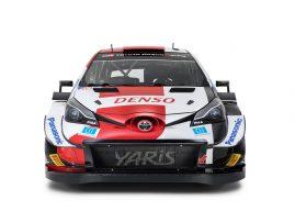 WRC 2021 před startem – Toyota mění barvy, Neuville spolujezdce