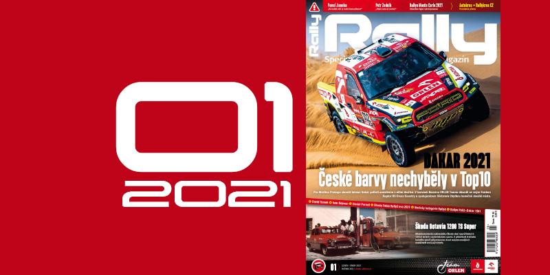 Rally magazin 01/2021