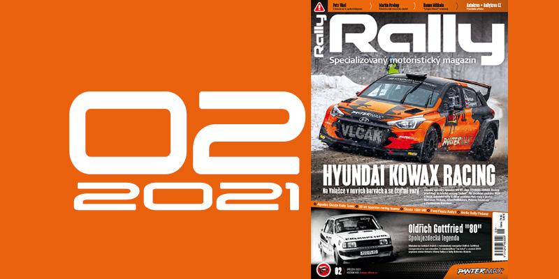 Rally magazin 02/2021