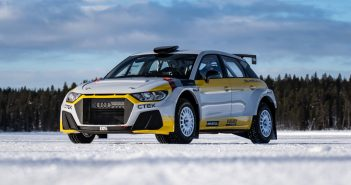 Audi Quattro A1 Rally2 by EKS