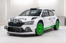 Škoda Fabia Rally2 evo Edition 120