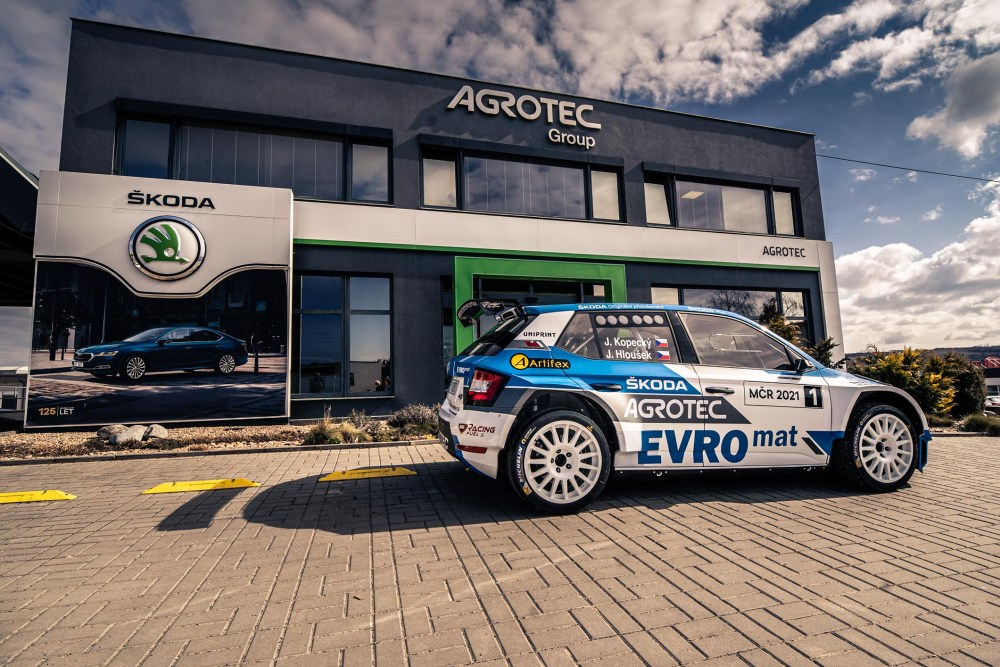 Agrotec Škoda Rally Team 2021