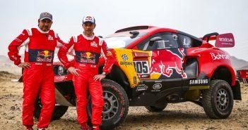 Sébastien Loeb Daniel Elena