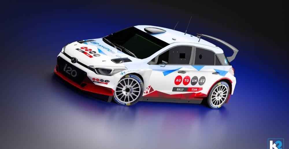 Martin Bujáček Auto UH Rally Team