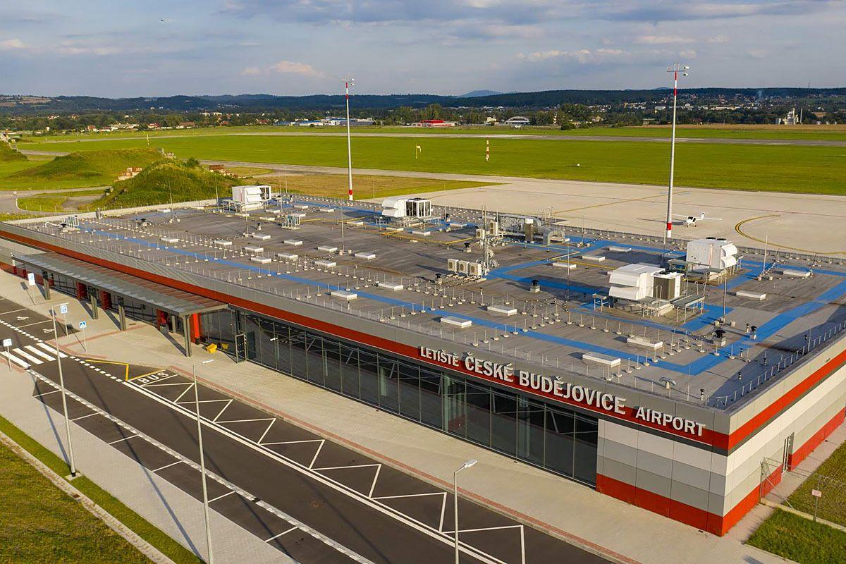 Rallye Český Krumlov letiště