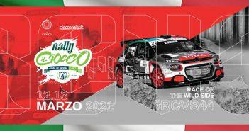 Il Ciocco rally 2021 banner