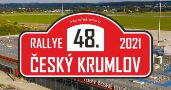 Rallye Český Krumlov banner