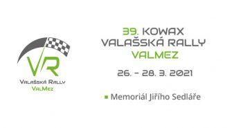Valašská rally 2021 banner