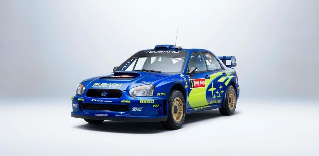 Subaru Impreza S10 WRC