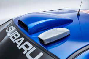 FIA WRC kamera