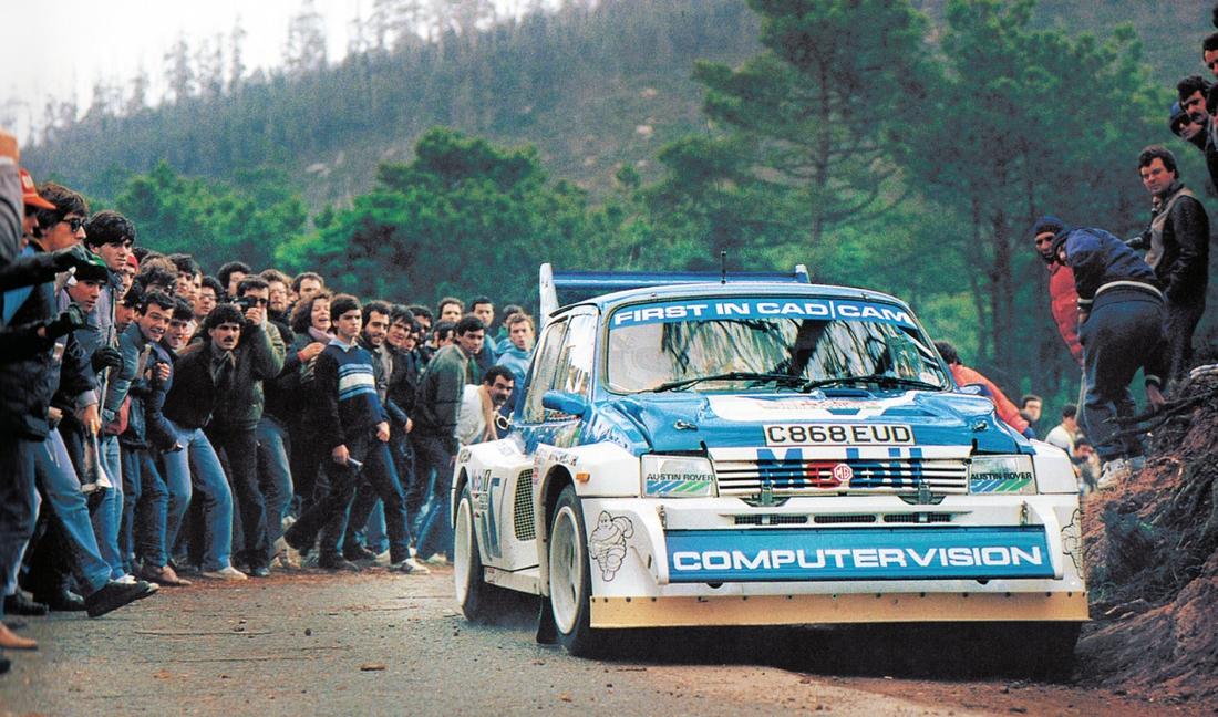 Rallye de Portugal 1986 - diváci