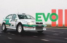 Škoda Octavia WRC EVO III banner