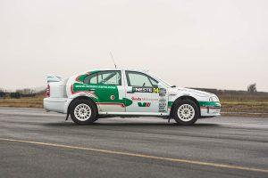 Škoda Octavia WRC EVO III