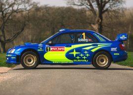 Jak se renovuje ex-tovární Subaru Impreza WRC?