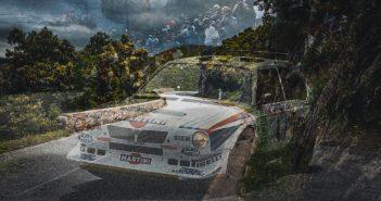 Korsická zatáčka která navždy změnila svět rally
