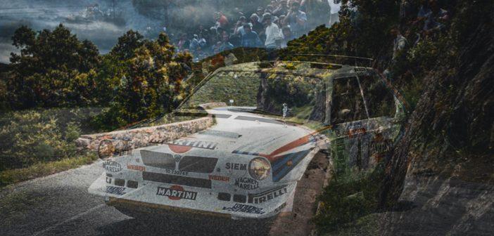 Korsická zatáčka, která navždy změnila svět rally
