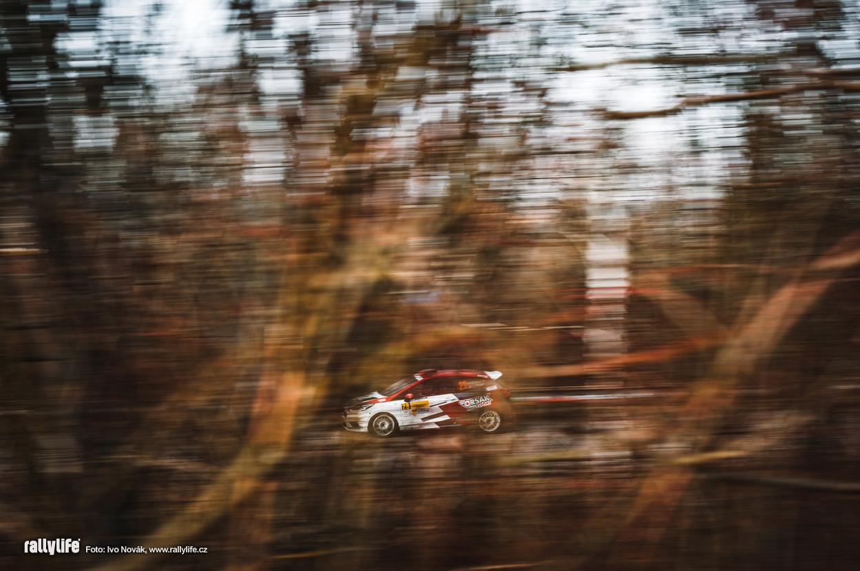 Creighton / Regan - Ford Fiesta Rally4