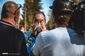 Václav Pech jr. Rallye Šumava 2021