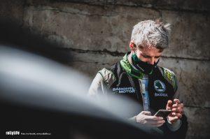 Mirek Jakeš Rallye Šumava 2021
