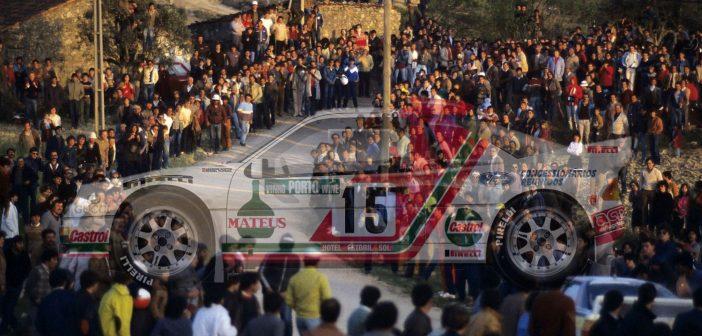 Rallye de Portugal 1986 – Damoklův meč nad skupinou B