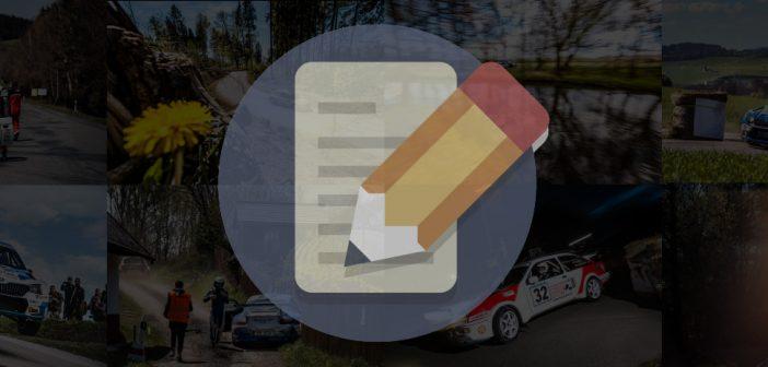 KOMENTÁŘ: Rallye Šumava & Vltava 2021: Jak to jede?