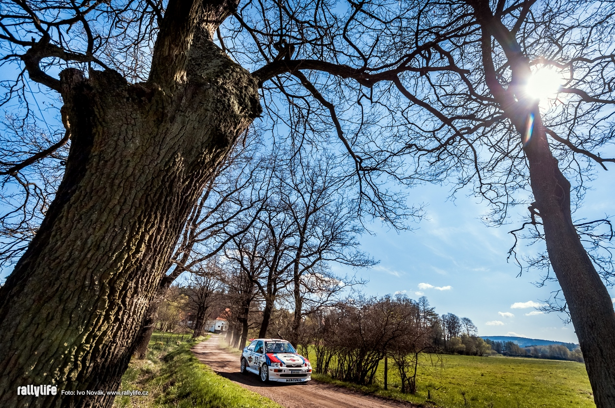Libor Kotrmon Ford Escort RS Cosworth