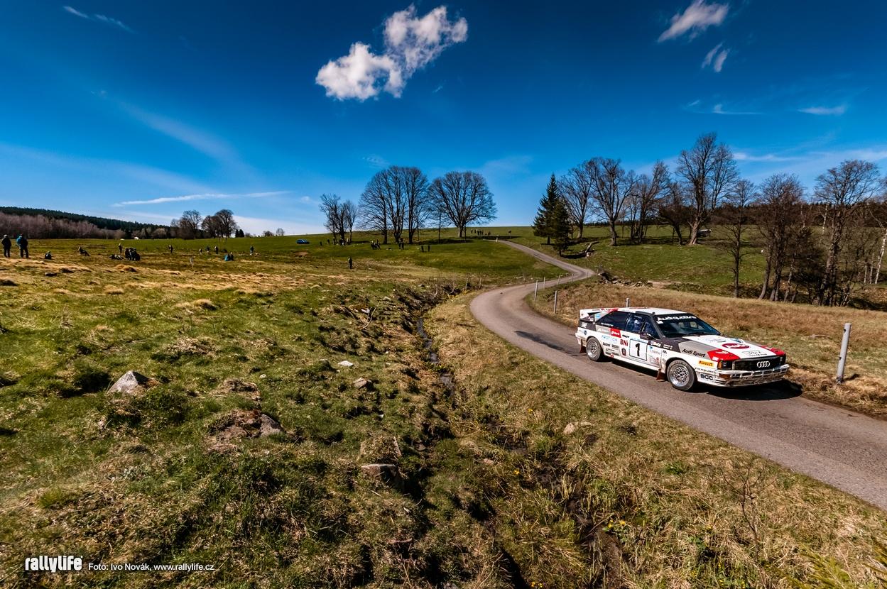 Zippo Audi Quattro